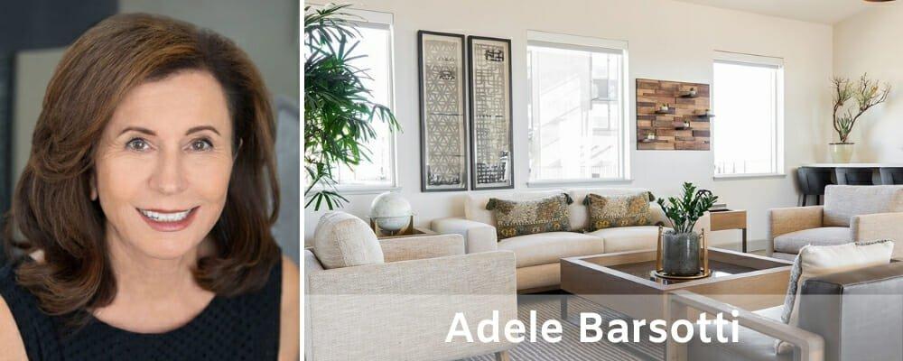 Top Sacramento Interior Designer Adele Barsotti