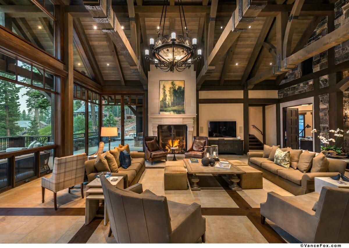 Top Sacramento Interior Designer Donald Fugina