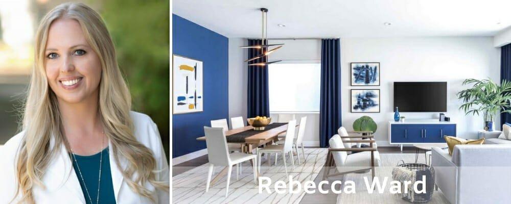 Top Sacramento Interior Designer Rebecca Ward