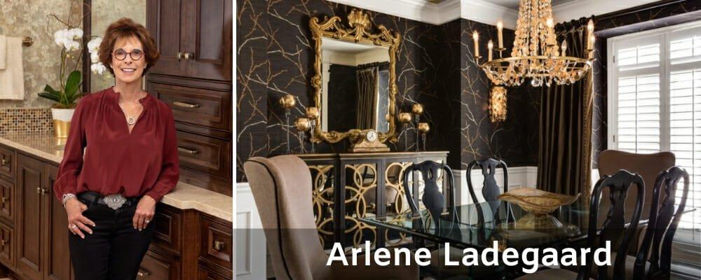 Top interior decorator Kansas City Arlene Ladegaard