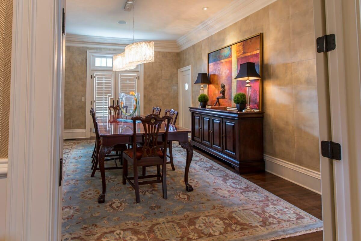 Top interior decorators Kansas City Karen Mills