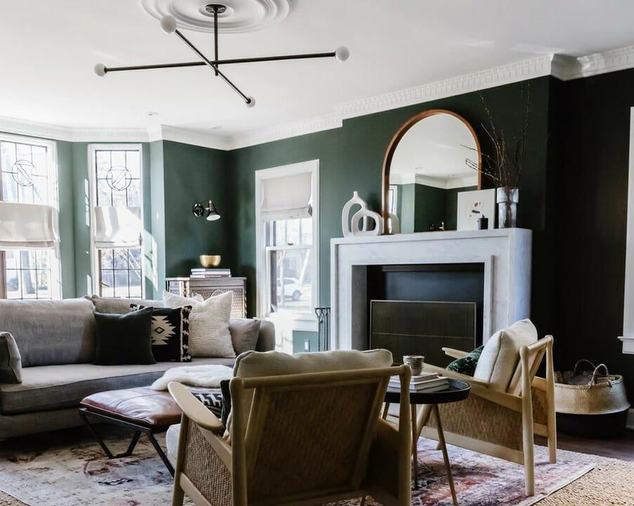 Top interior design Detroit Amy Pariser