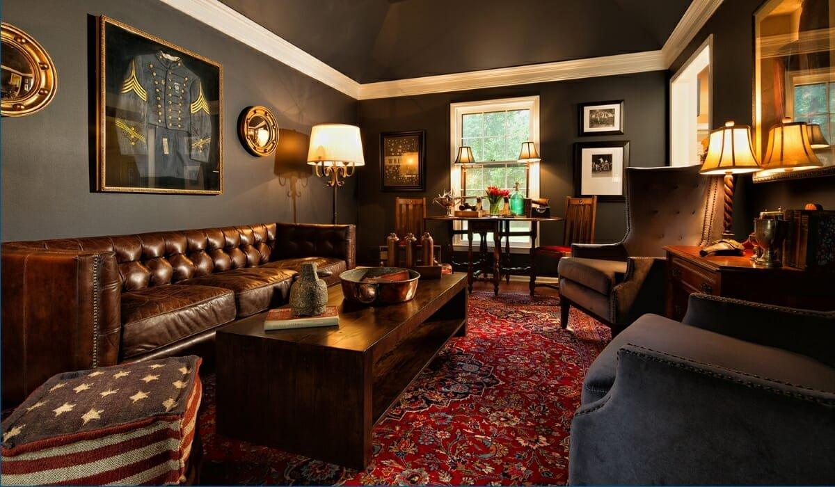 Top interior design Kansas City Mark Sudermann