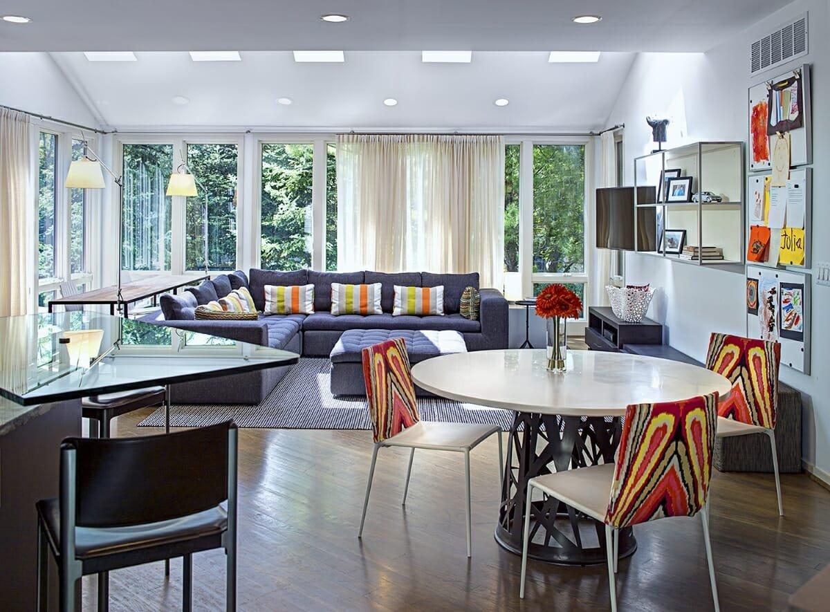 Top interior design firms Detroit Charles Dunlap