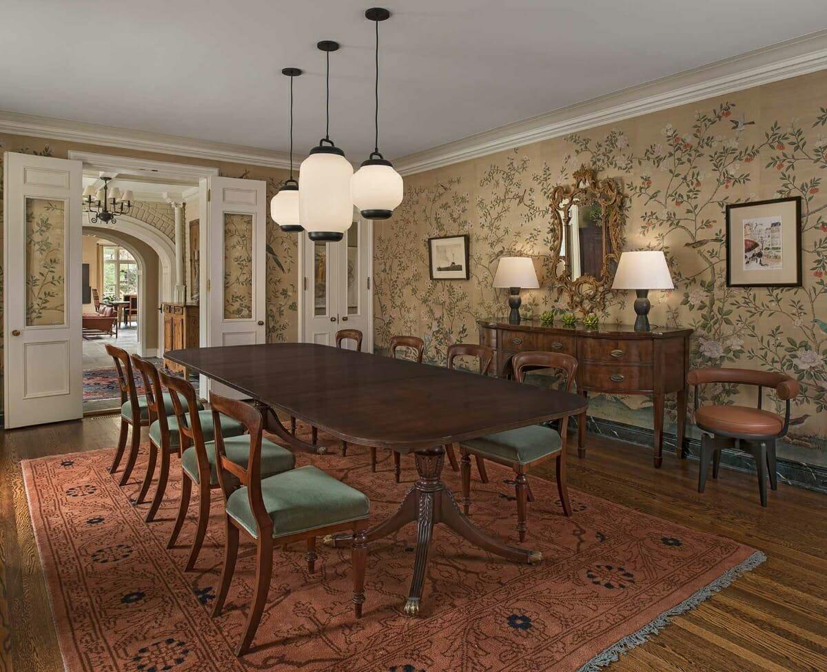 Top interior design firms Detroit Patrick Thompson