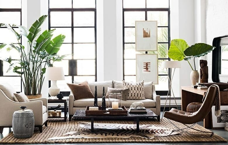 Williams-Sonoma black Friday sofa sale inspiration