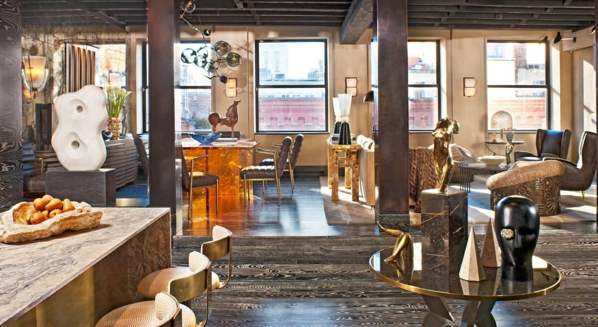 Famous Interior Decorators Kelly Wearstler