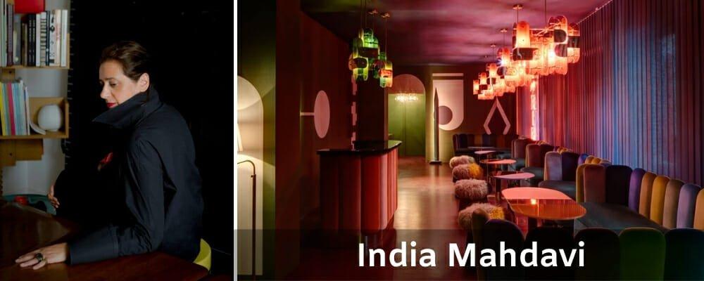 Famous Interior Designers India Mahdavi