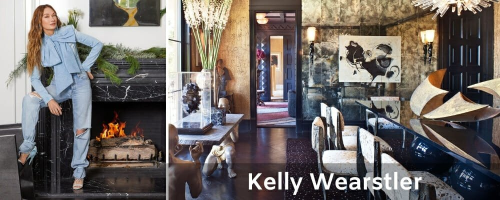 Famous Interior Designers Kelly Wearstler