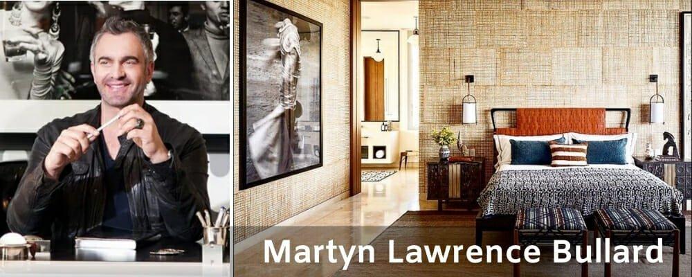 Famous Interior Designers Martyn Lawrence Bullard