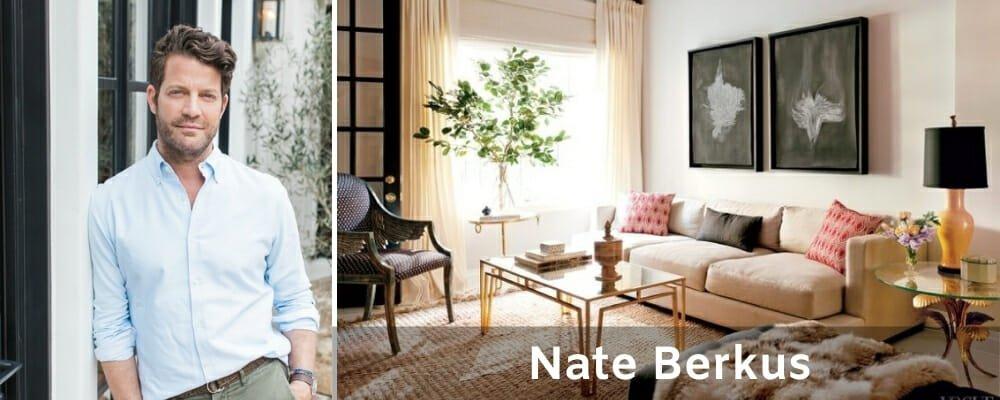 Famous Interior Designers Nate Berkus