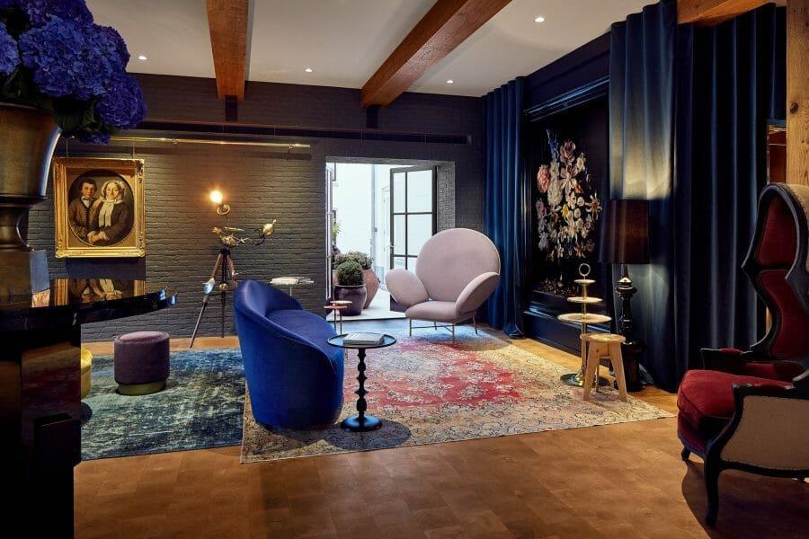Interior design trends 2021 granny chic