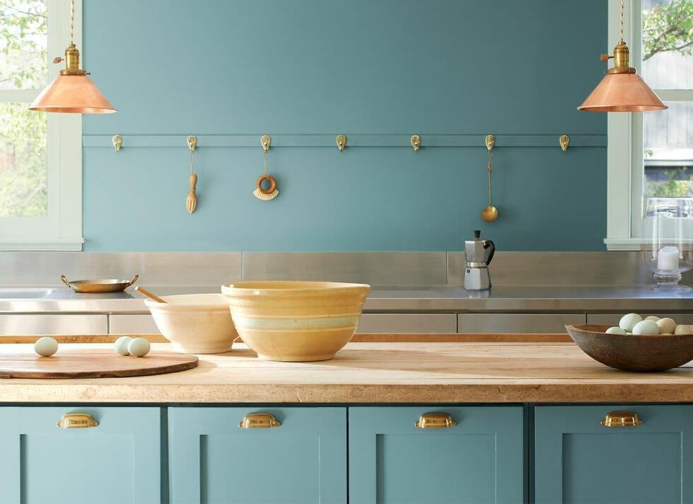 Interior design trends 2021 kitchen