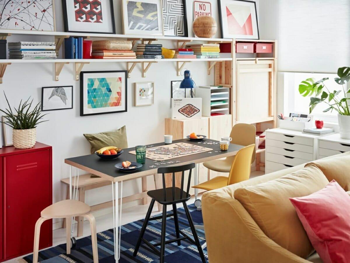 Interior design trends 2021 multifunctional spaces