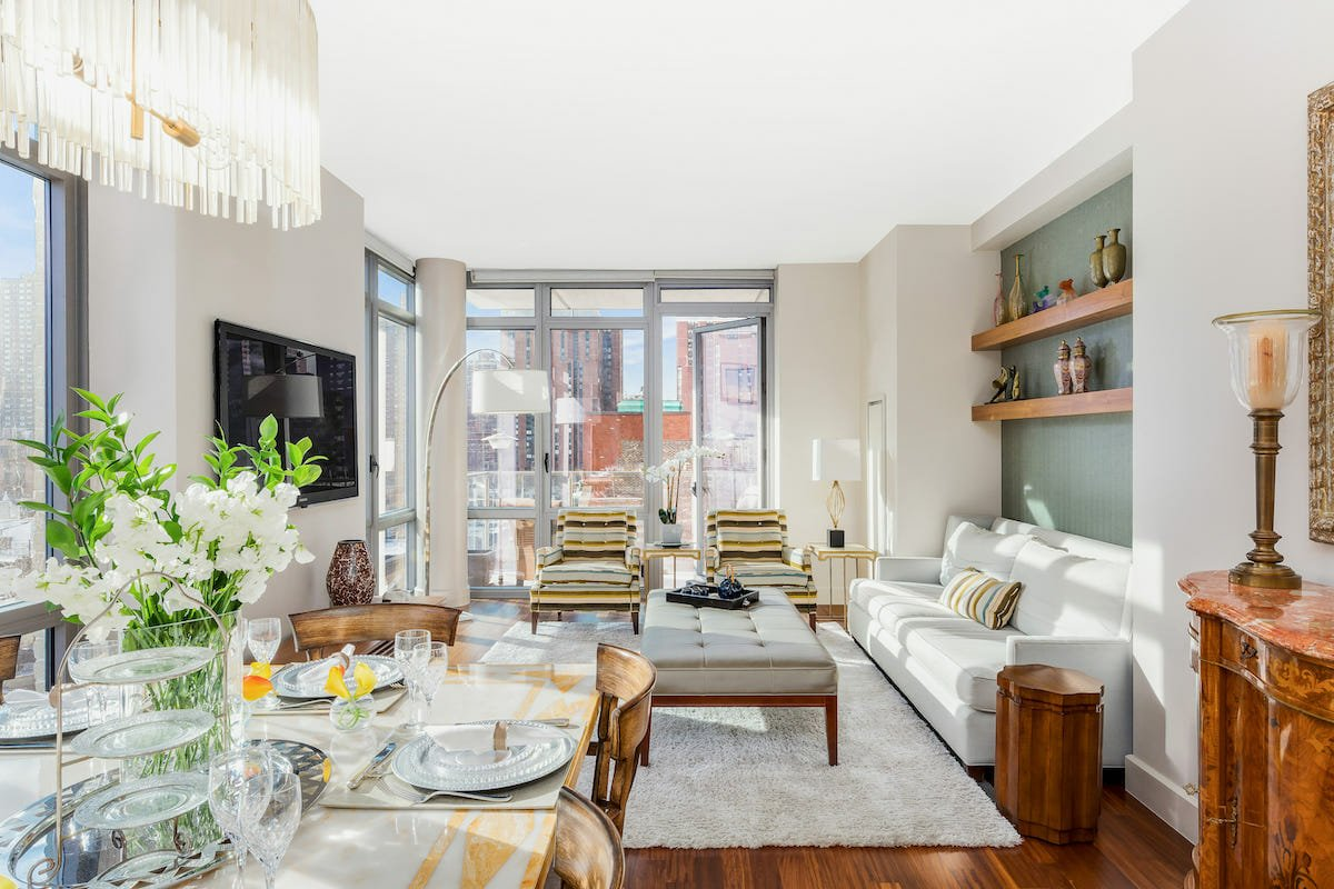 Multifunction living and dining trend 2021