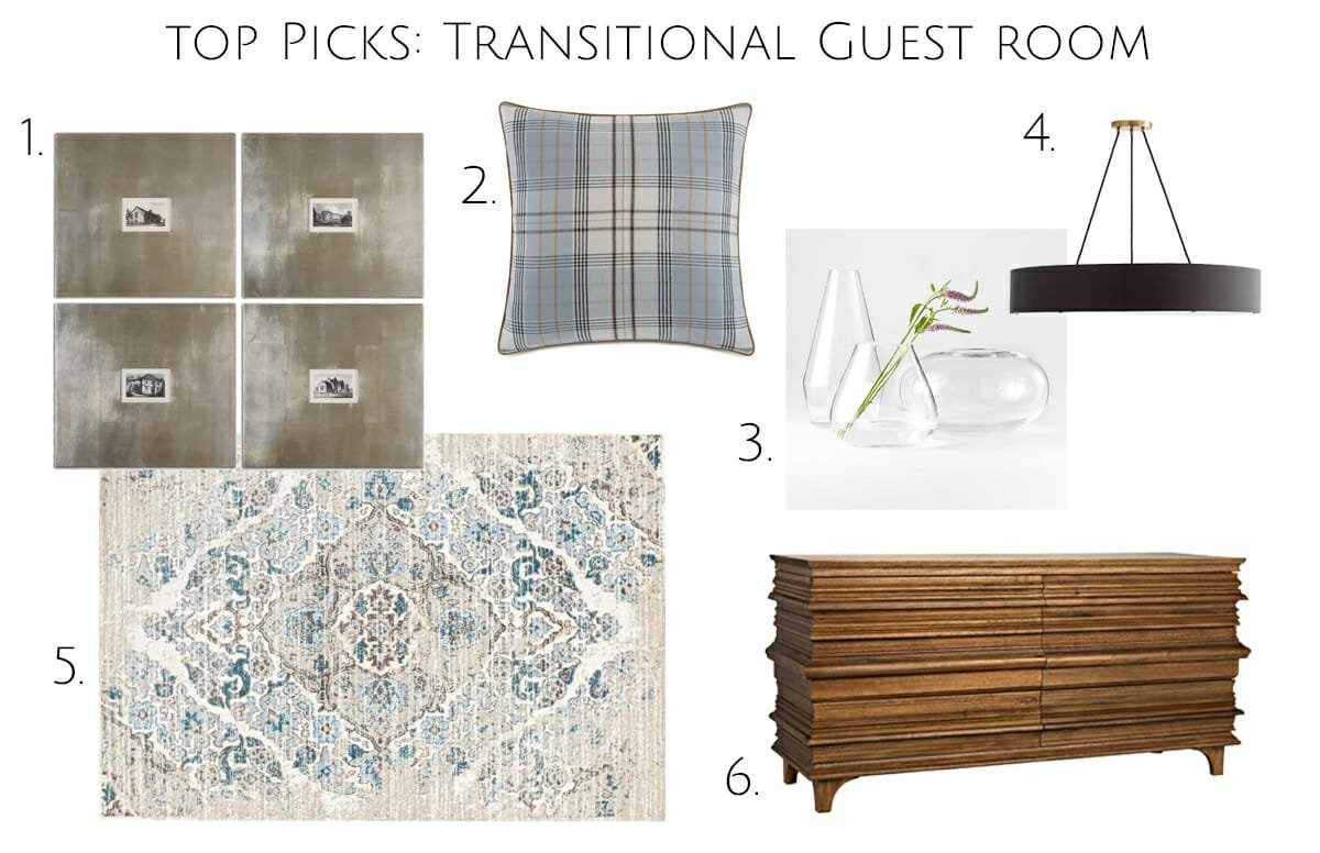 Small guest room ideas - top product picks for decorating