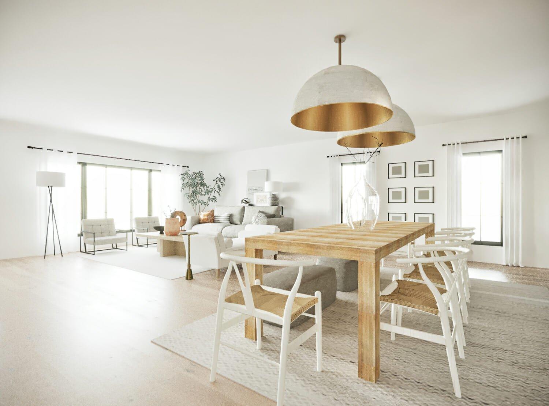 Affordable interior design phoenix by Shasta P