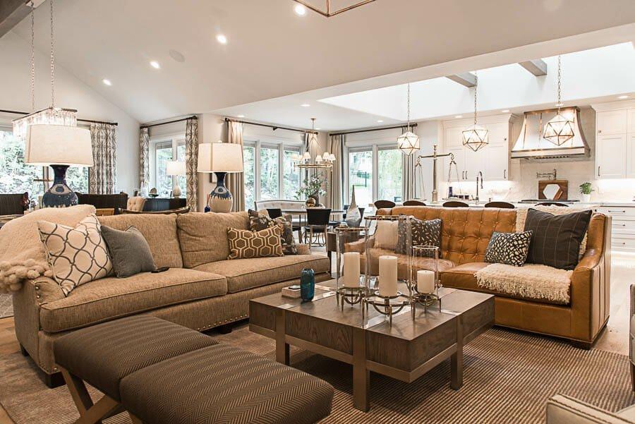 Local interior designers Meagan Rae Macievic