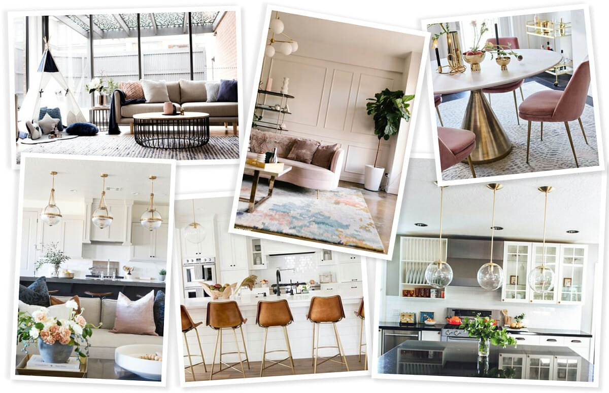 Open kitchen and living room ideas & inspiration