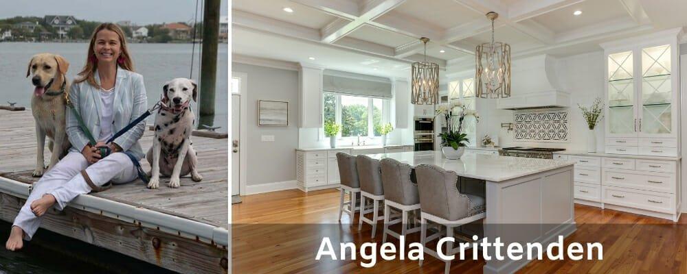 Top Raleigh interior designers Angela Crittenden