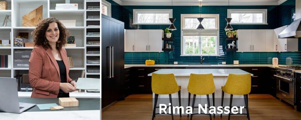 Top Raleigh interior designers Rima Nasser
