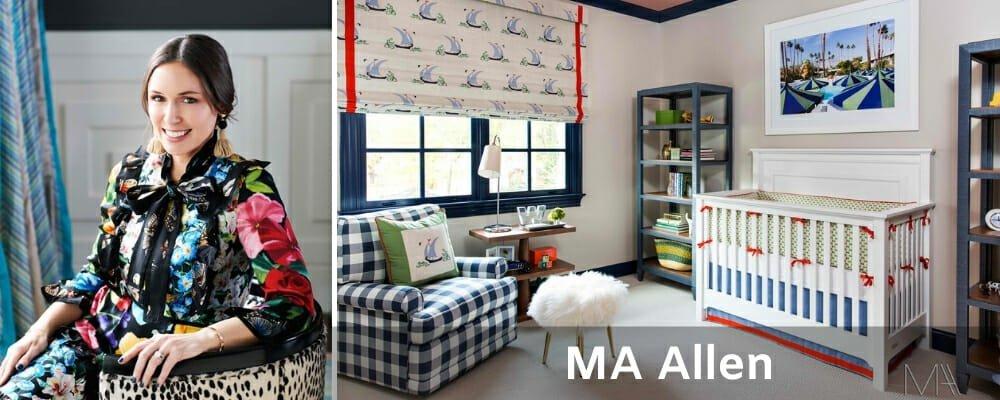 interior designers Raleigh NC MA Allen