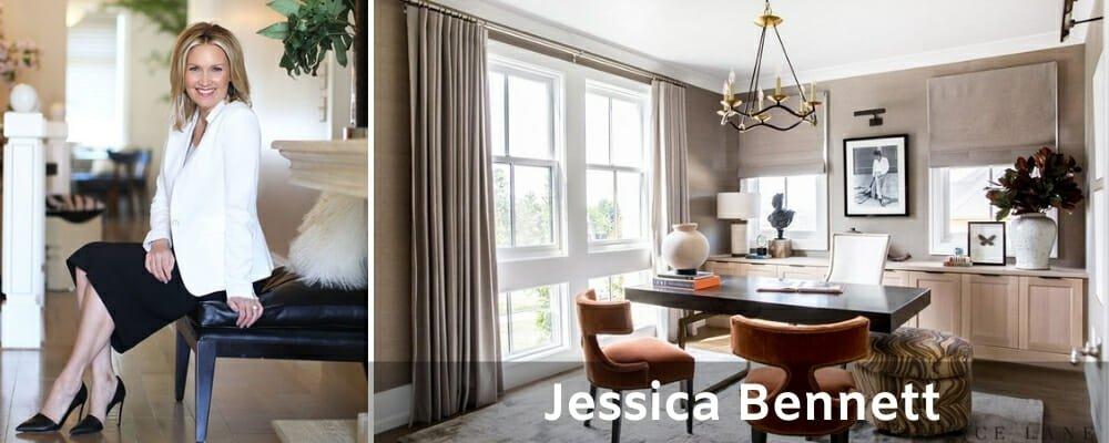 Top interior designers Salt Lake City Jessica Bennett