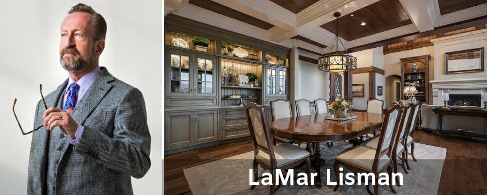 Top interior designers Salt Lake City LaMar Lisman