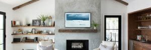 Gorgeous modern farmhouse decor for living room