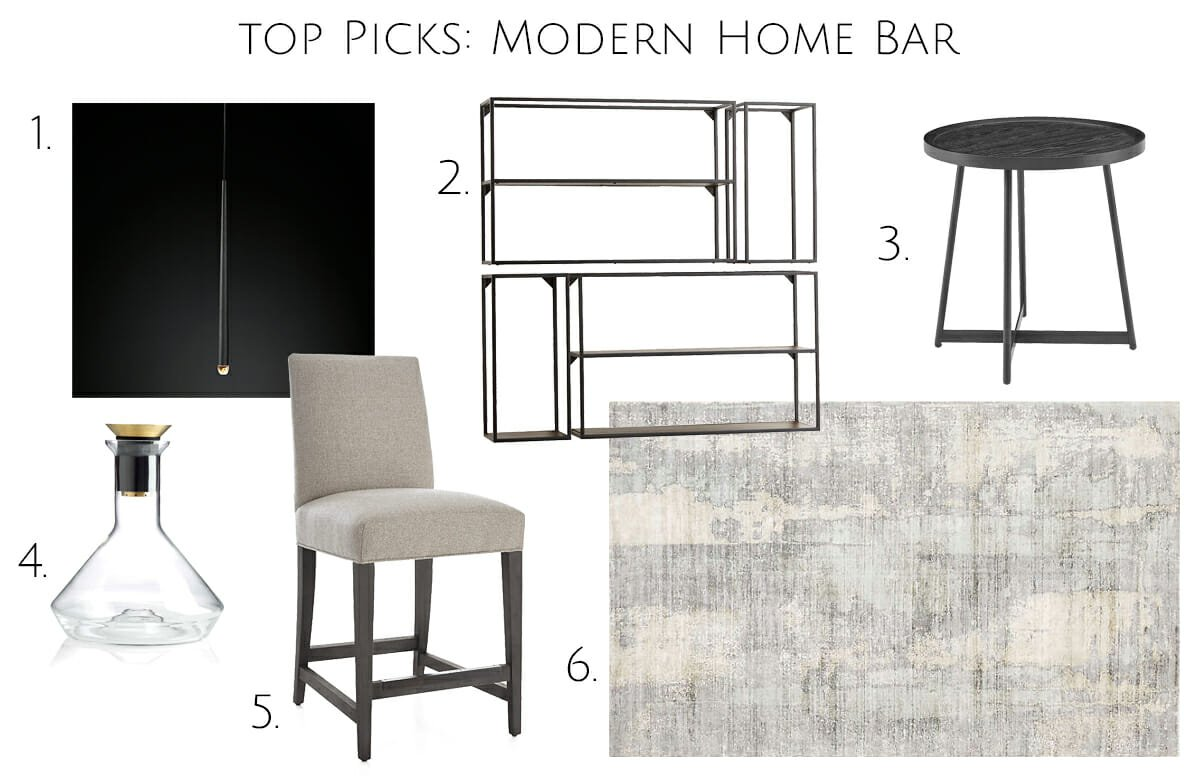 Modern in home bar ideas top picks and decor