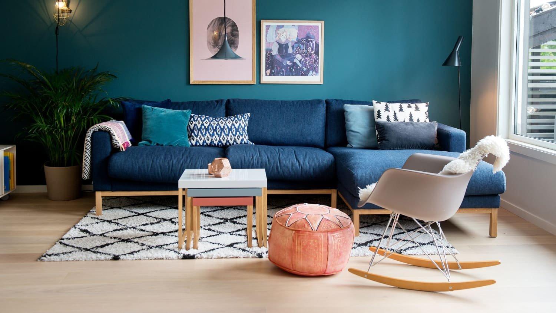 Practical furniture for studio apartment decor