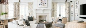 southern living room as inspiration for top memphis interior designers