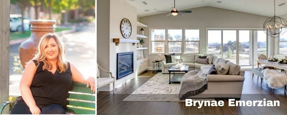 _top fresno interior decorator Brynae Emerzian