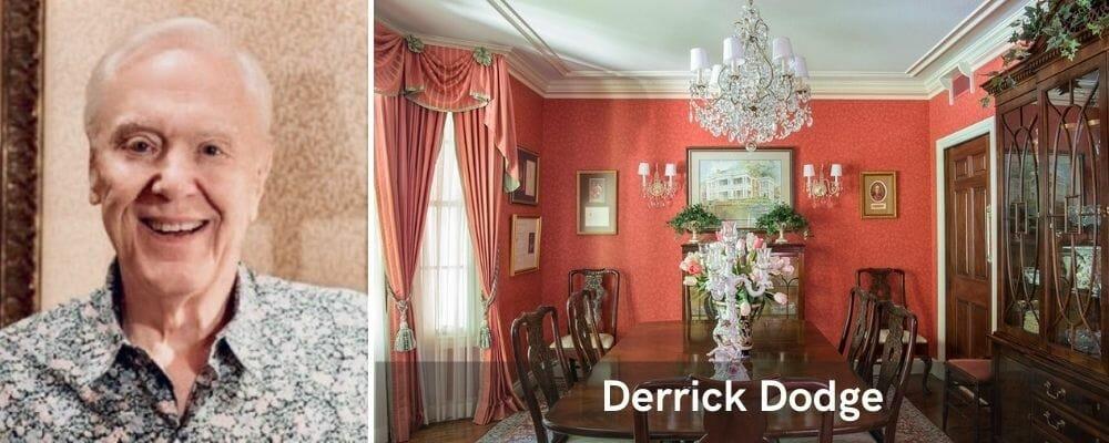 top interior designer San Antonio texas, Derrick Dodge