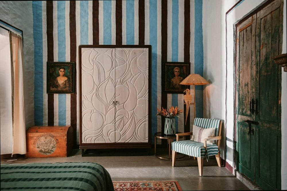 Boutique hotel interior design - AD