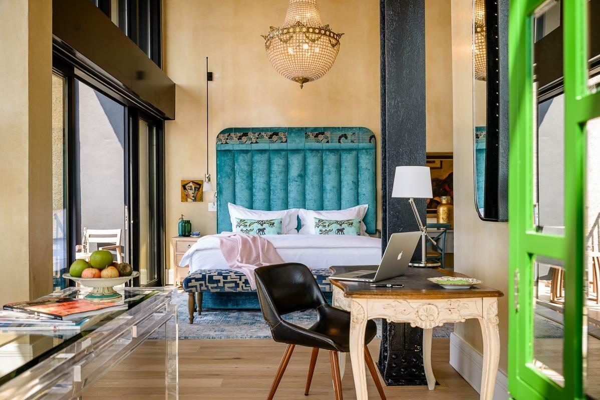 Luxury hotel by a hotel decorator - Silo