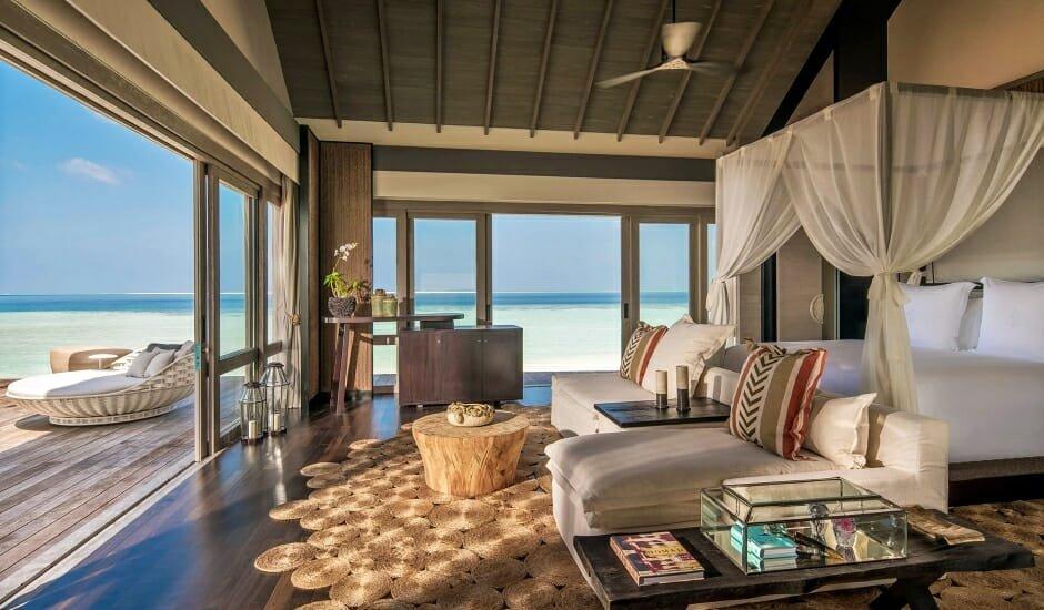 Luxury hotel interior design - Four seasons