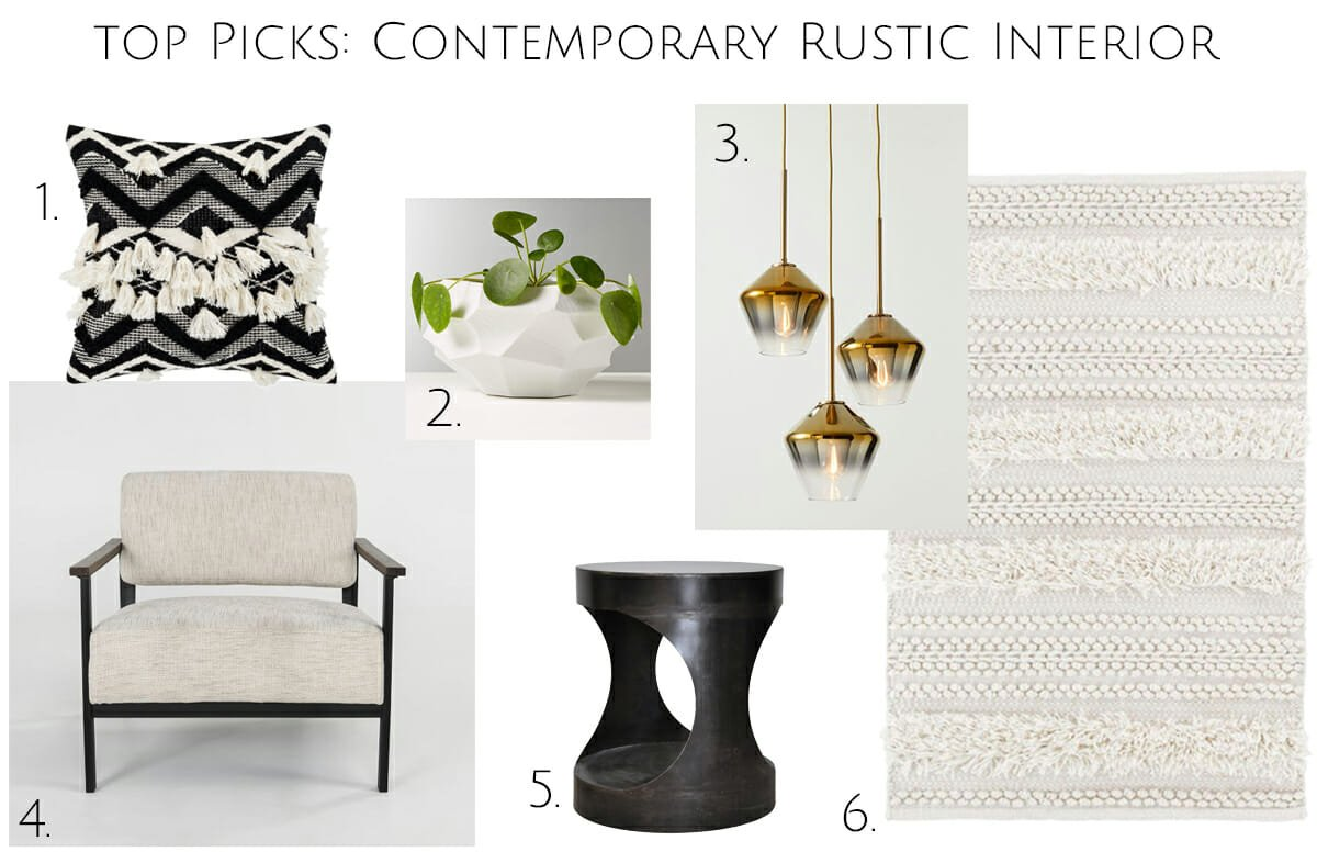 Rustic contemporary house top picks