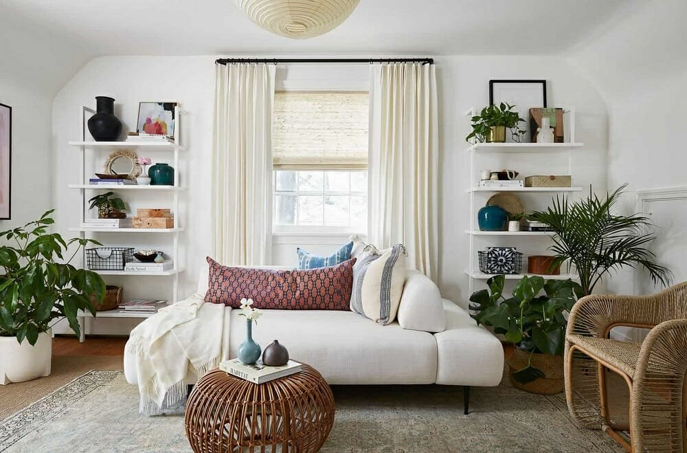 inspiration for an online interior decorator