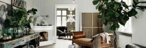 rustic house interior - milk magazine