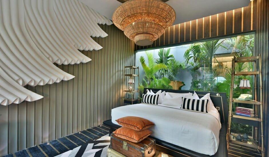 small hotel interior design - Cambodia