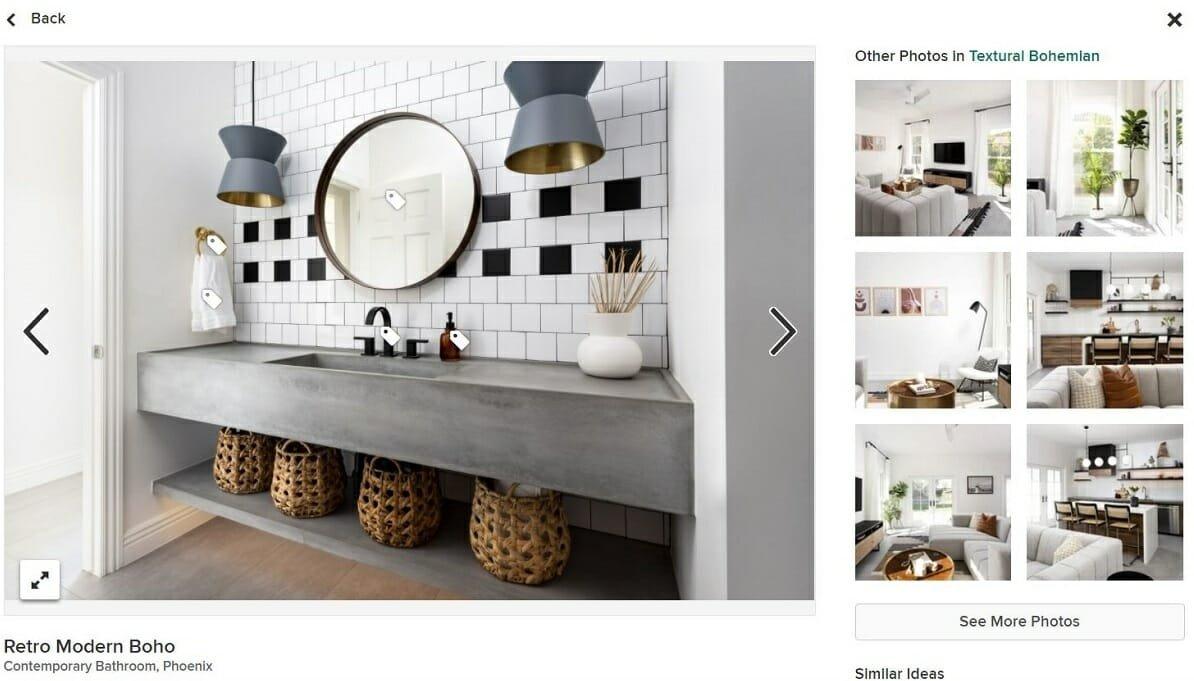 Home interior design websites - Houzz