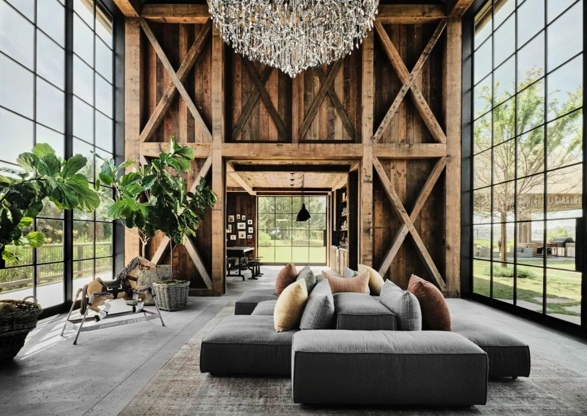Inspiration from one of the best interior design sites - AD