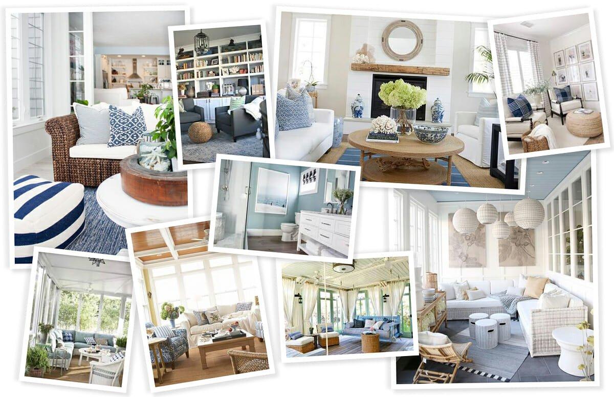 coastal interior design inspiration