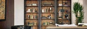 his and hers home office interior design