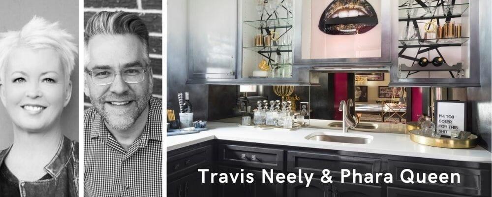 oklahoma interior designers - neely and queen