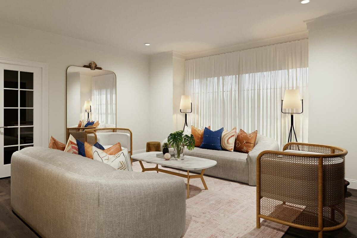2022 home decor trends - Drew F