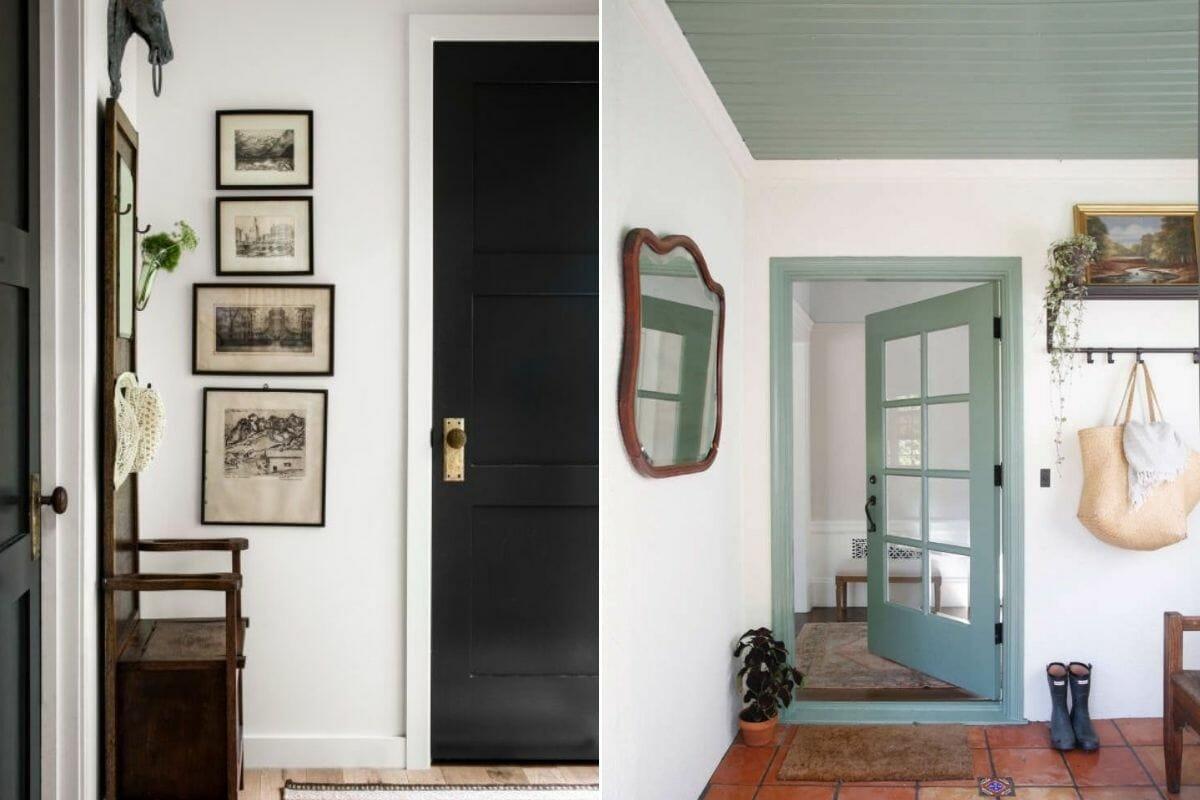 2022 interior design trends for doors