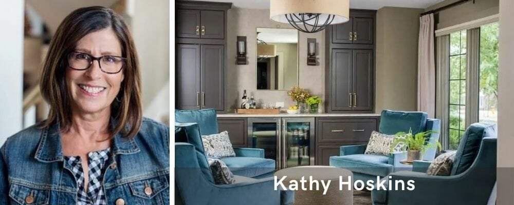 Beautiful living room decor by one of the top houzz interior designers in Indianapolis, Kathy Hoskins
