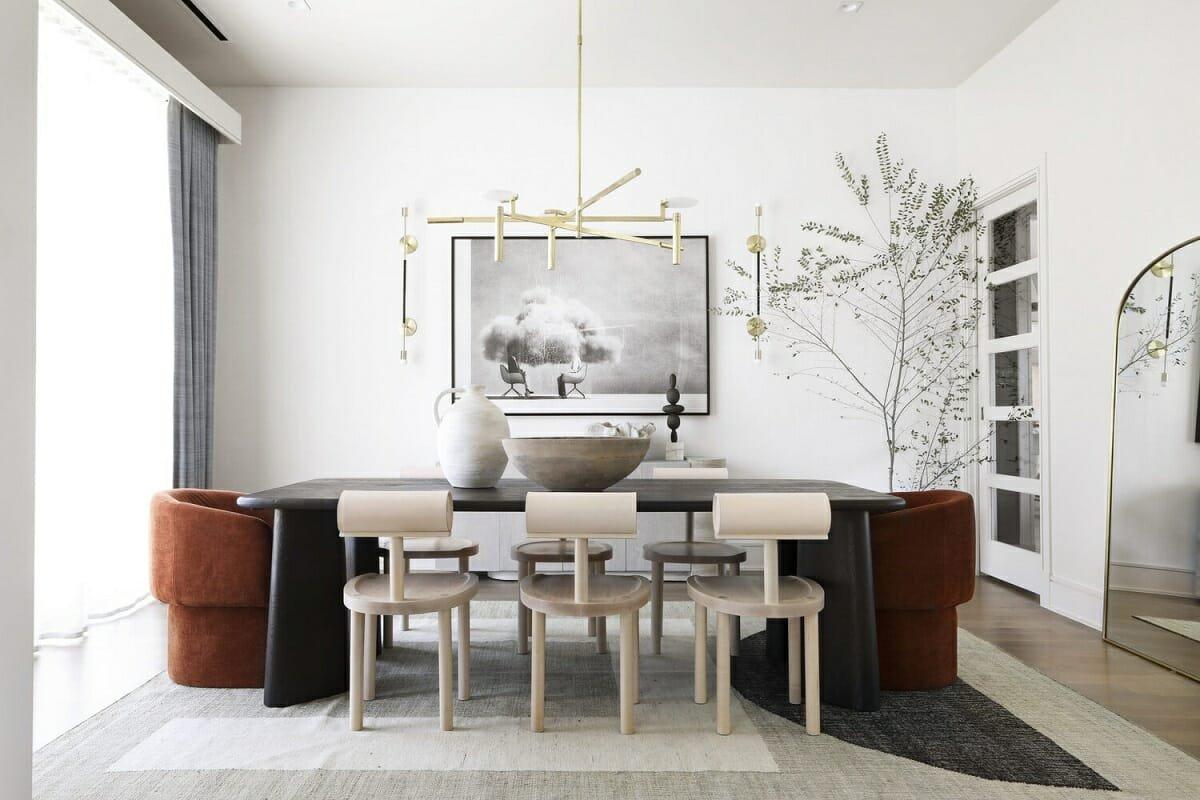 Curvy interior design trends for 2022 - Urbanology